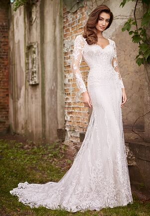 6dd8de60969 Martin Thornburg a Mon Cheri Collection Wedding Dresses