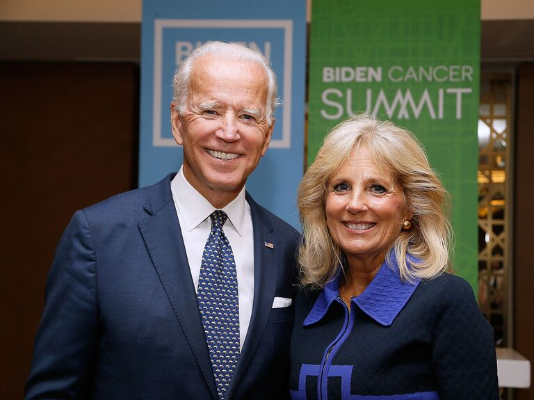 Joe and Jill Biden host the Biden Cancer Summit