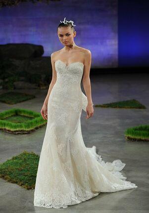 Ines Di Santo Lara Mermaid Wedding Dress