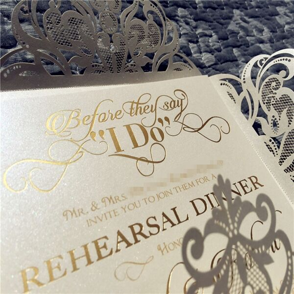 Invitations Paper In Mcallen Tx The Knot