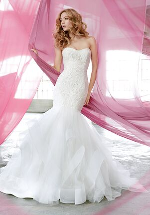 Blush by Hayley Paige 1603 Azi Mermaid Wedding Dress