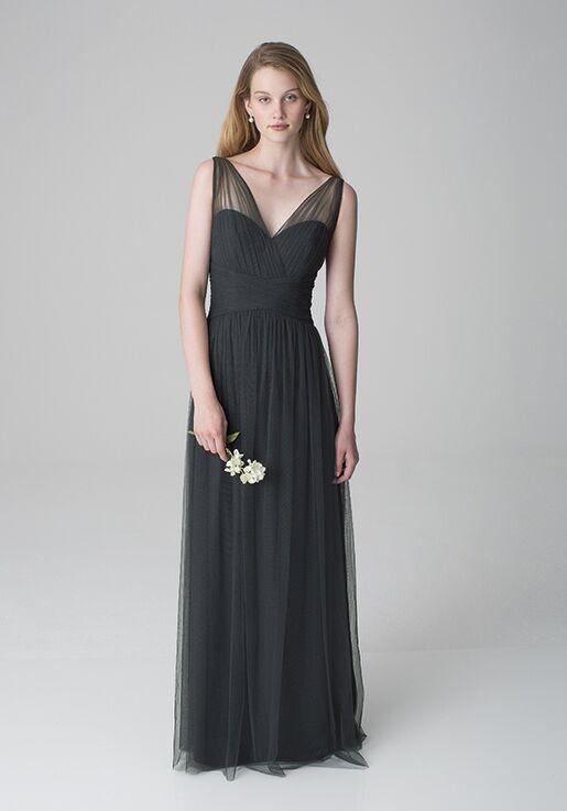 878dc1f33fb Bill Levkoff 1255 Bridesmaid Dress - The Knot