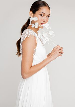 Jenny by Jenny Yoo Tegan A-Line Wedding Dress