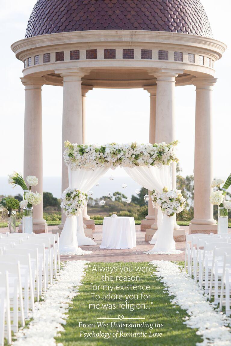 Understanding the Psychology of Romantic Love wedding ceremony reading