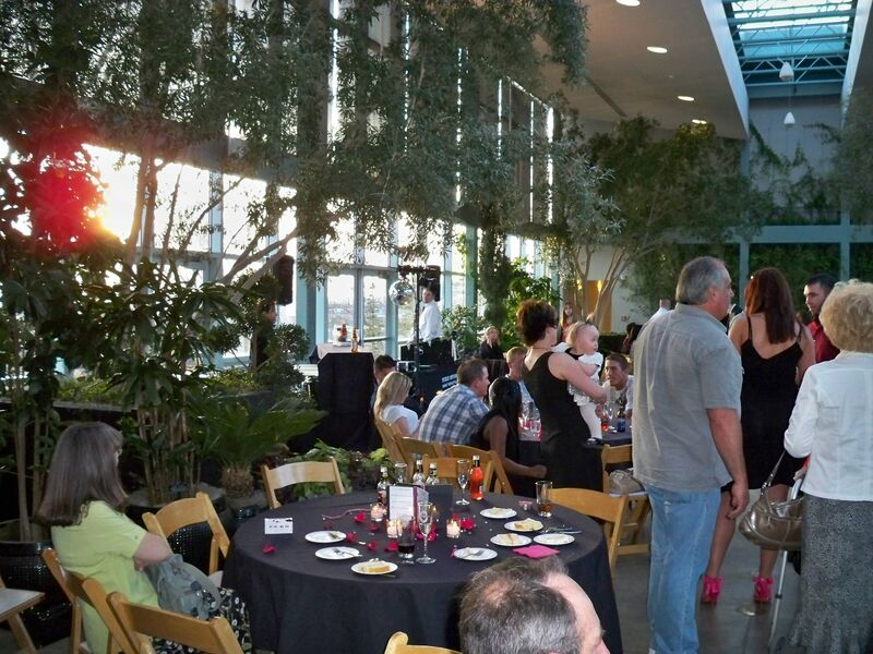 Reception, Red Butte Gardens, UT