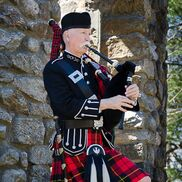 South Kent, CT Bagpipes | Piper Donald
