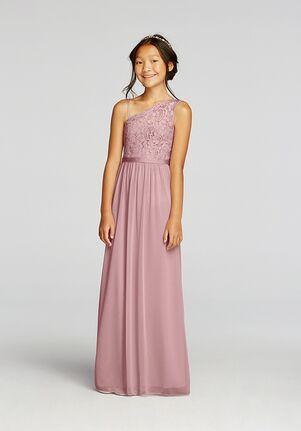 Magenta Junior Bridesmaid Dresses