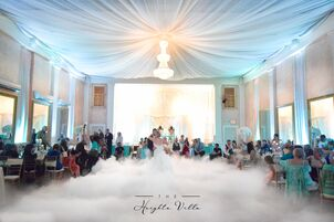 Wedding reception venues in houston tx the knot the heights villa junglespirit Gallery