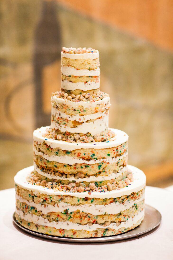 Momofuku Funfetti Cake