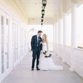 An Elegant Mansion Wedding in Krum