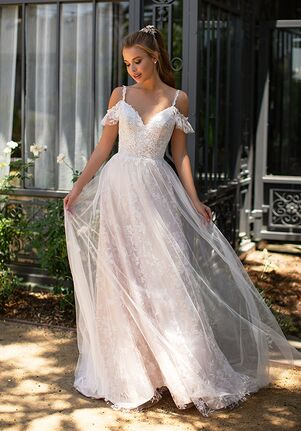 Simply Val Stefani ELIANA A-Line Wedding Dress