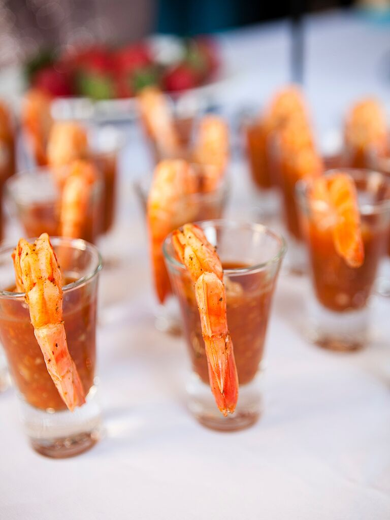 25 Wedding Appetizer Ideas Your Guests Will Love