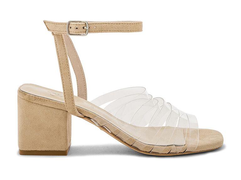 Comfortable Wedding Reception Shoes: Comfortable Heels