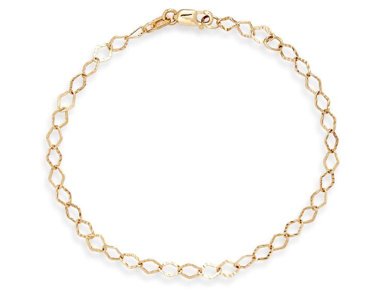 Bony Levy open link chain bracelet