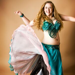 Louisville, KY Belly Dancer | Celestina - Professional Bellydancer