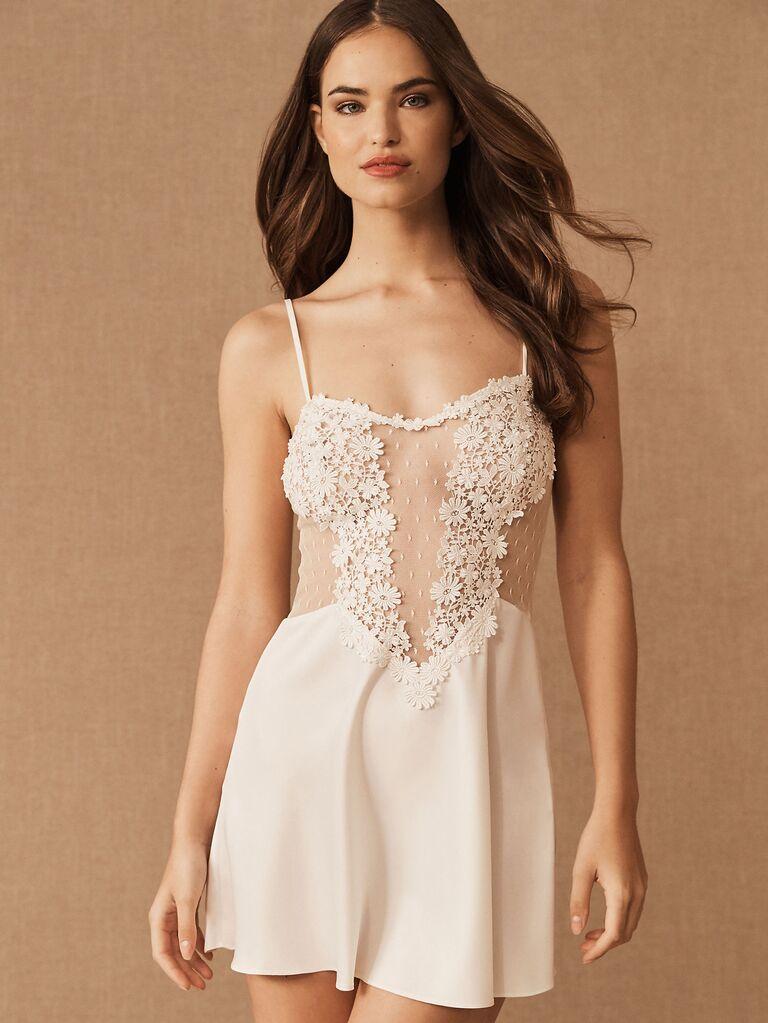Bride lingerie bachelorette party gift