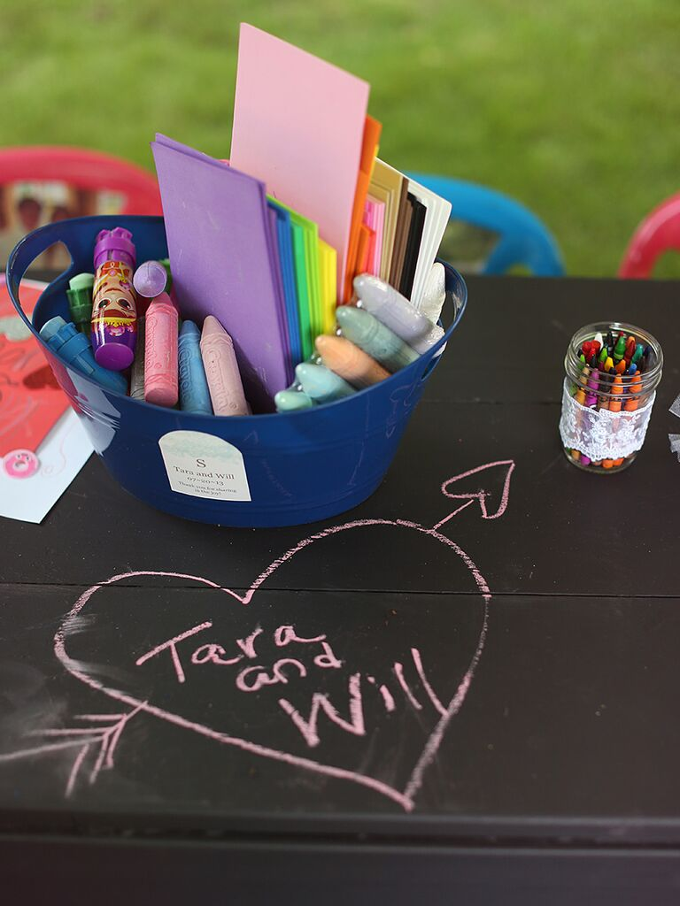 Diy Games To Keep Kids Busy At Your Wedding