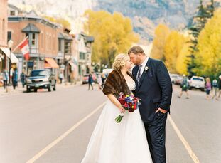 When Margaret Price (28) and Ryan Walstrom (27 and a physical education teacher) began planning their wedding, they quickly decided on Colorado in the