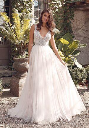 Justin Alexander Audrianna A-Line Wedding Dress