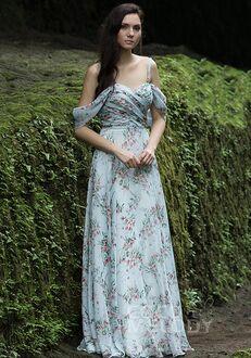 CocoMelody Bridesmaid Dresses PR3505 Off the Shoulder Bridesmaid Dress