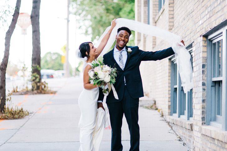 An Elegant Modern Wedding At The Machine Shop In Minneapolis Minnesota