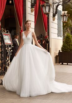 Aire Barcelona IRAD Ball Gown Wedding Dress