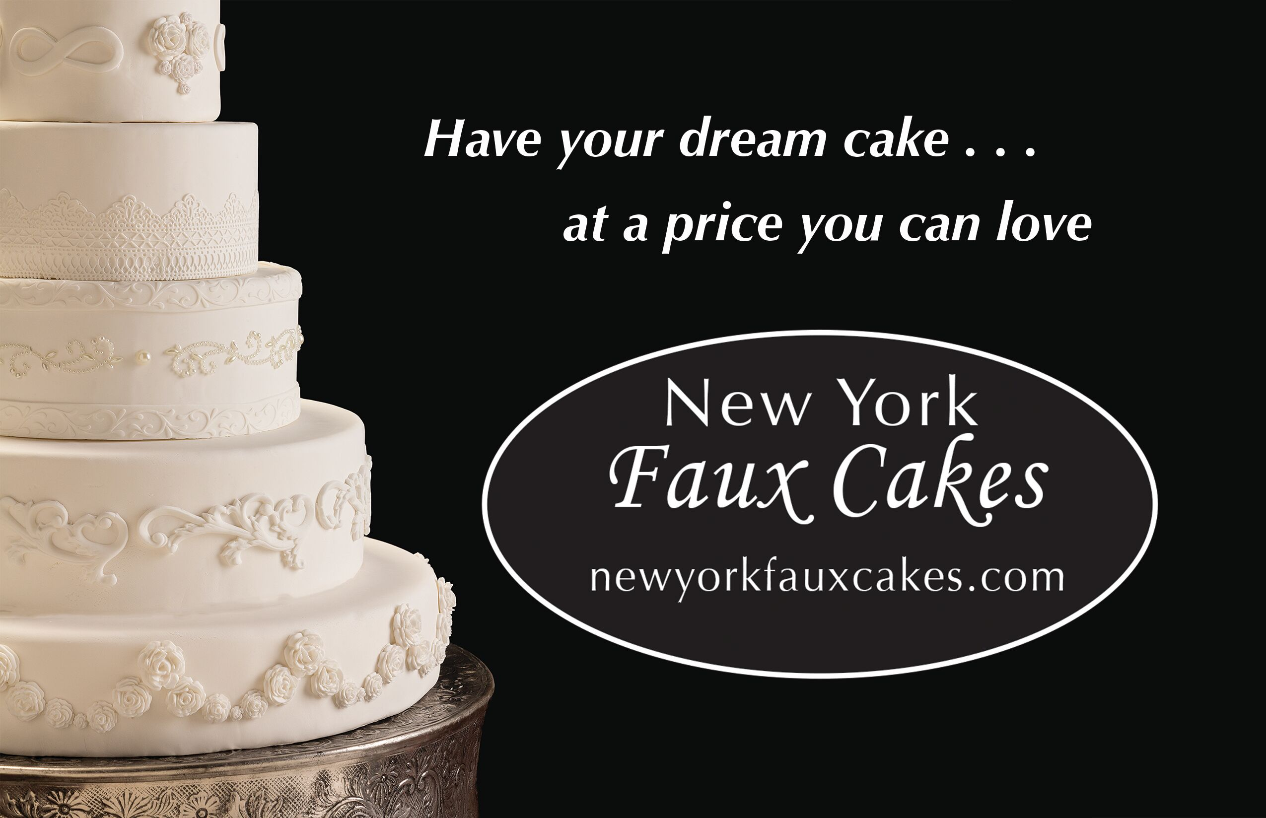 New York Faux Cakes