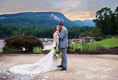 Rumbling Bald Resort Blue Ridge Mountain Weddings