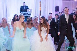Sweet 16 Quinceanera Low Fog Uplighting John P Eliopulos Enic Center Direct Wedding