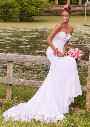 Camille La Vie & Group USA 41790/5512W Wedding Dress