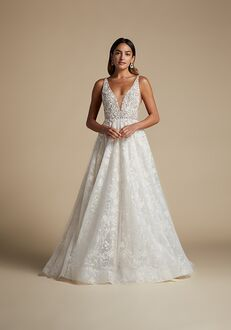 Lucia by Allison Webb 92100 Cierra A-Line Wedding Dress