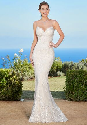 KITTYCHEN SLOAN, H1717 Sheath Wedding Dress
