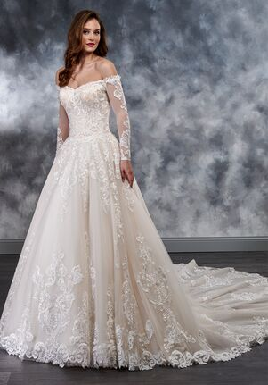 Mary's Bridal Couture d'Amour MB4022 Ball Gown Wedding Dress