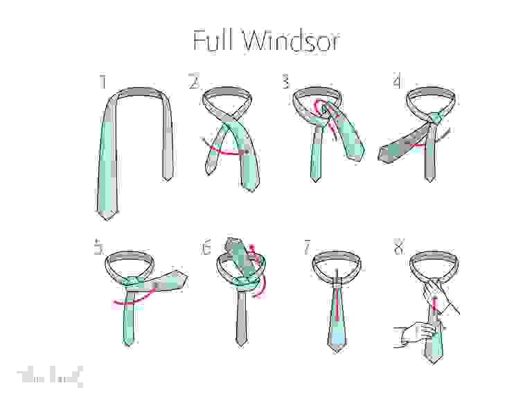 How To Tie A Tie Easy Step By Step Video