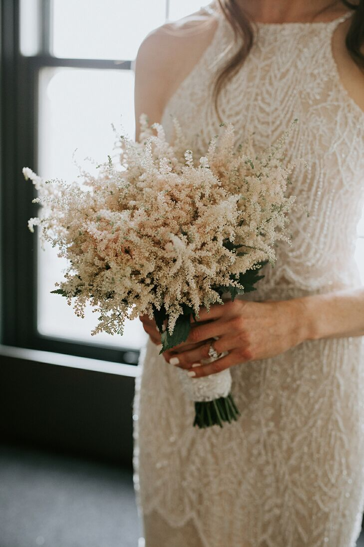Simple Astilbe Bouquet