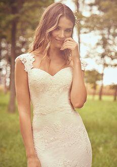 Lillian West 66071 A-Line Wedding Dress