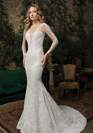 Cosmobella 7975 Mermaid Wedding Dress