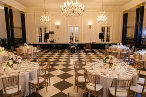 Carolina Inn Ballroom Wedding Reception
