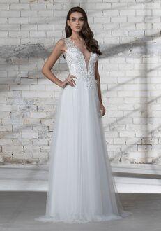 LOVE by Pnina Tornai for Kleinfeld 14685AXS A-Line Wedding Dress