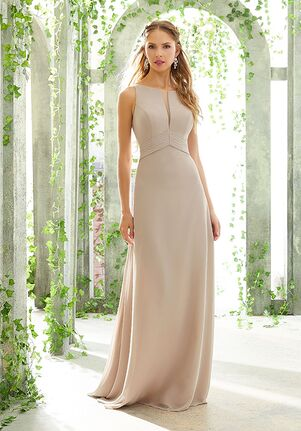 Morilee by Madeline Gardner Bridesmaids 21612 Bateau Bridesmaid Dress