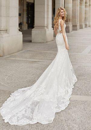 Rosa Clará TELAR Mermaid Wedding Dress