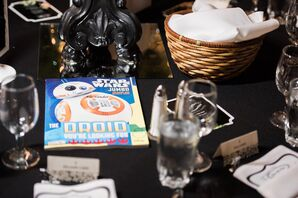 """Star Wars"" Coloring Book"
