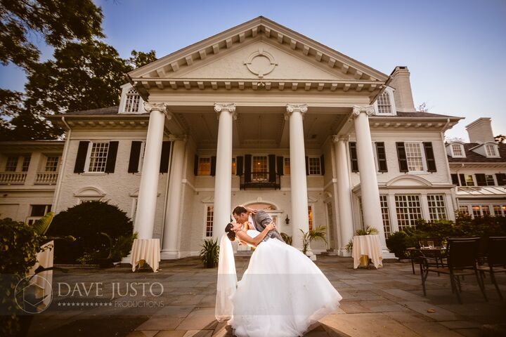 Wedding Reception Venues In Bryn Mawr PA The Knot - Country house at bluestone wedding