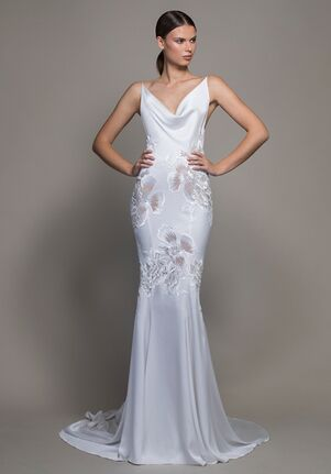 Pnina Tornai for Kleinfeld 4802 Wedding Dress