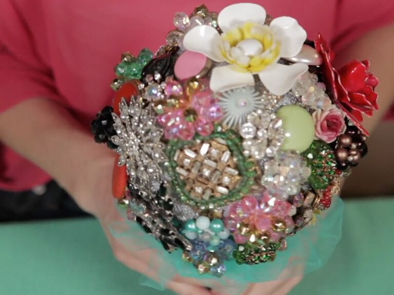 Brooch Bouquet: How to Make