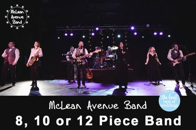 McLean Avenue Wedding Band