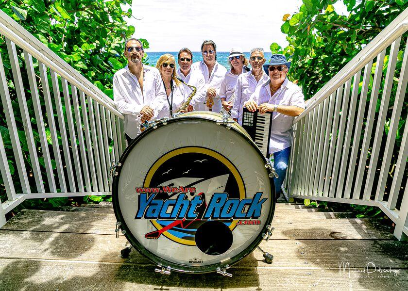 YACHT ROCK...the band  - Rock Band - Fort Lauderdale, FL
