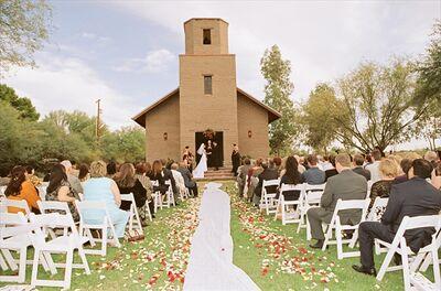 Saint Ann's Chapel and Ranch