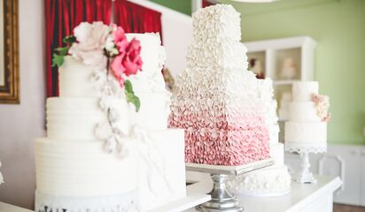 Miraculous The Wow Factor Cakes Wedding Cakes Charlotte Nc Funny Birthday Cards Online Alyptdamsfinfo