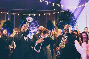 Live Brass Band
